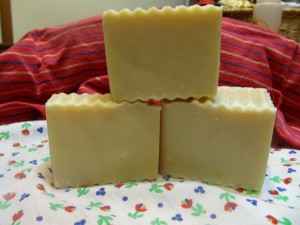 Olive OIl Goat Milk Soap