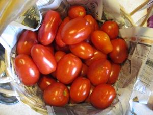 Pony Express tomatoe variety