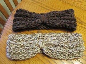 ear warmers / neck warmer